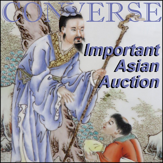 Important August Asian Auction by Gordon S. Converse & Co