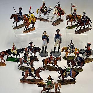 Toys, Military, Royalty & Historical Documents by Mullocks