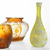 Art Glass and Perfume Bottle Auction by Brunk Auctions