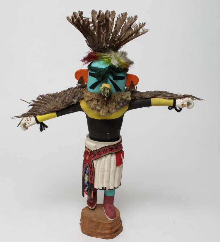 recipe: hopi eagle dancer kachina [19]