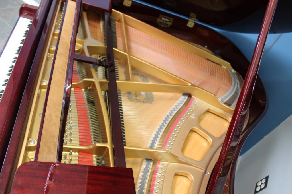 KAWAI K  Baby Grand Piano Serial # F03788    Bidsquare