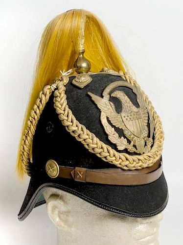 M1872 US Cavalry Reproduction Officer's Dress Helmet
