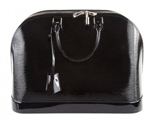 A Louis Vuitton Alma GM Handbag