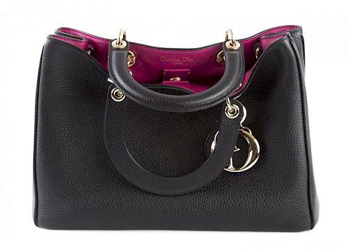 A Christian Dior Diorissimo Handbag