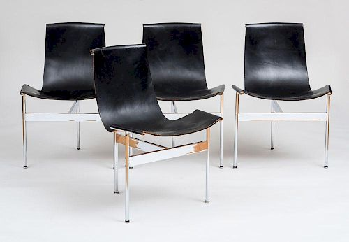 KATAVOLOS, LITTLE, AND KELLEY, FOUR SIDE CHAIRS