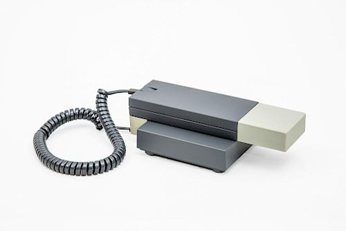ETTORE SOTTSASS FOR ENORME, PHONE