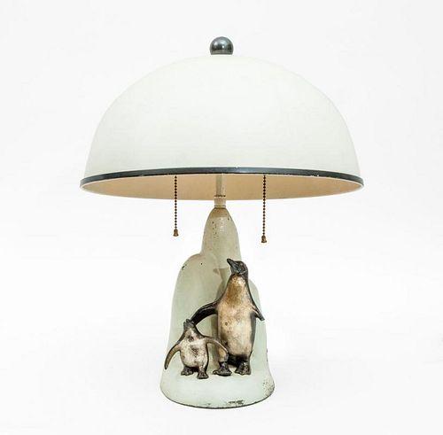 MCCLELLAND BARCLAY, TABLE LAMP