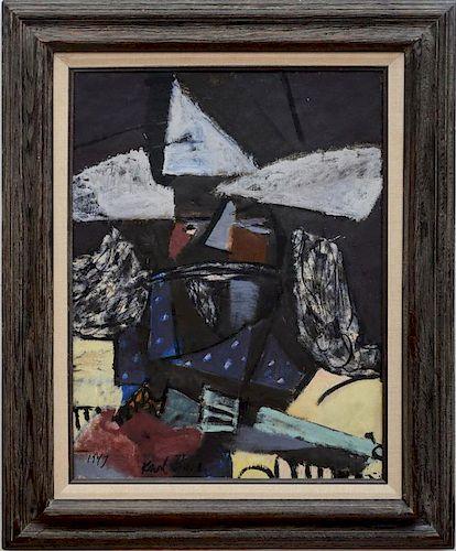 KARL KNATHS (1891-1971): WESTERN