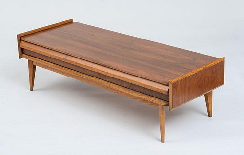 LANE, COFFEE TABLE WITH DRAWER