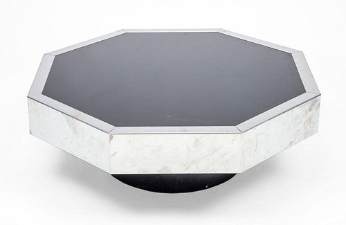 WILLY RIZZO (ATTRIBUTION), COFFEE TABLE