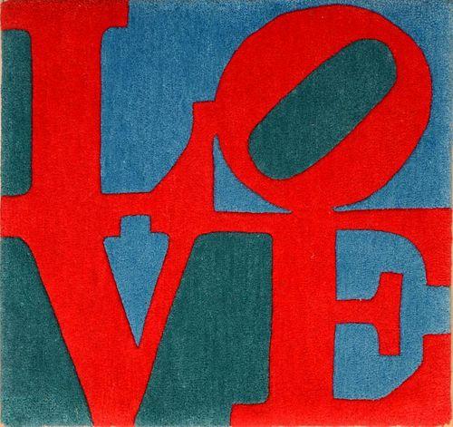 AFTER ROBERT INDIANA (b. 1928): SKY LOVE