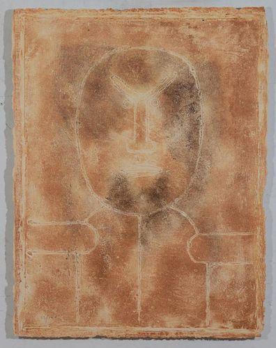 RUFINO TAMAYO (1899-1991): UNTITLED