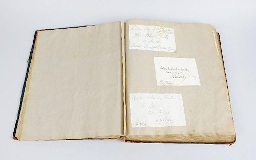 An interesting collection of William IV postal ephemera To include envelopes and letterheads postall