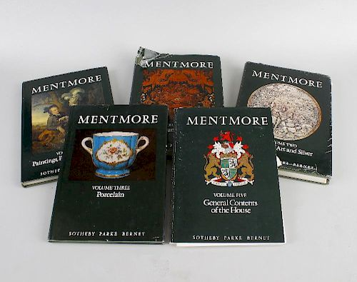 A large collection of assorted books. Seven boxes, to include: Sotheby's 'Mentmore' sale catalogues