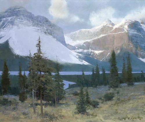 James Reynolds | 1926 - 2010 CAA, NAWA | Breaking Through