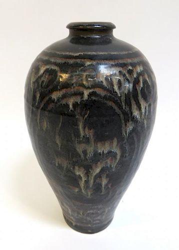 Jizhou Ware Meiping Vase