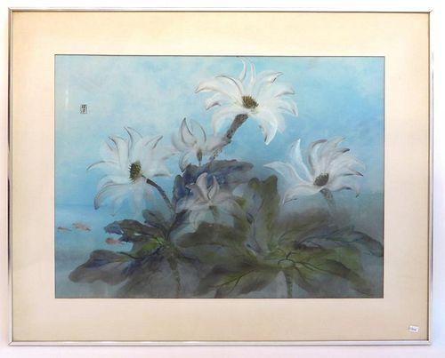 Modern Japanese Watercolor