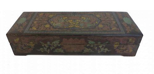 Painter's Lacquer Box