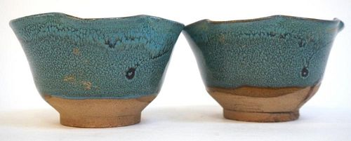 Pair Junyao Teacups
