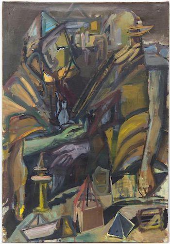 Artist Unknown, (20th century), The Scientists