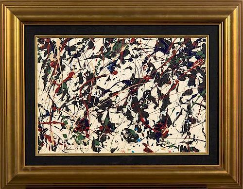 Etienne Roudenko, (American/Russian, 1897-1987), Untitled