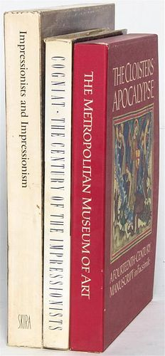 * A Group of Books Pertaining to Art,