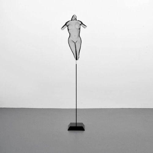Tall Randy Cooper Sculpture