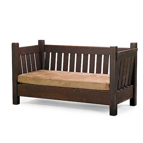 GUSTAV STICKLEY Early crib settle