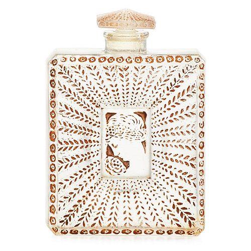 """LALIQUE; HOUBIGANT """"La Belle Saison"""" perfume"""