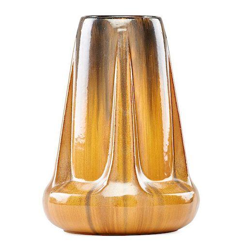 FULPER Buttressed vase