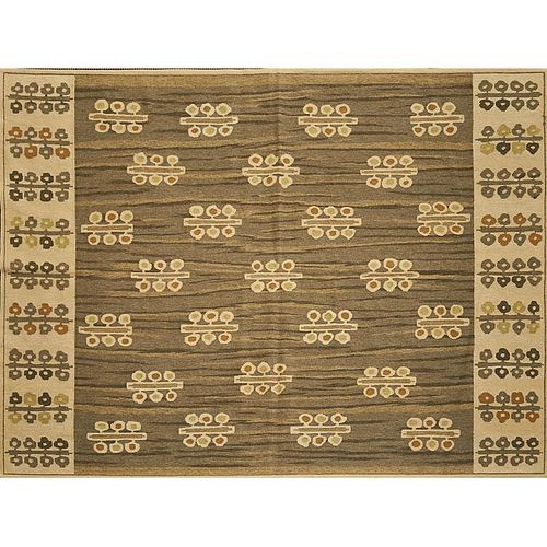 FRENCH ACCENTS Flatweave rug