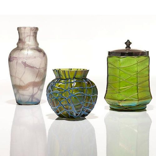 Bohemian Art Glass