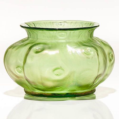 Loetz Crete Rusticana Bowl