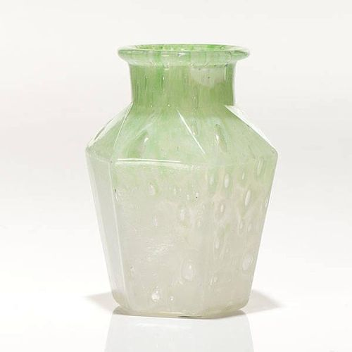 Steuben Cluthra Vase