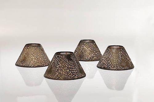 Tiffany Studios Pine Needle Shades