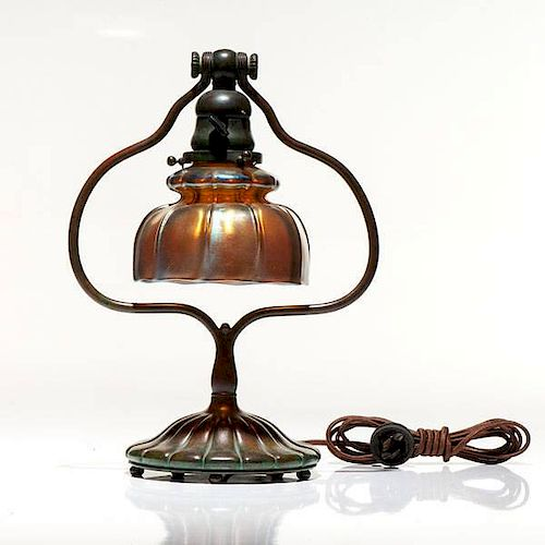 Tiffany Studio Desk Lamp