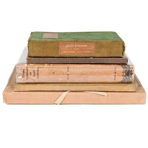 Group of Books by Elbert Hubbard