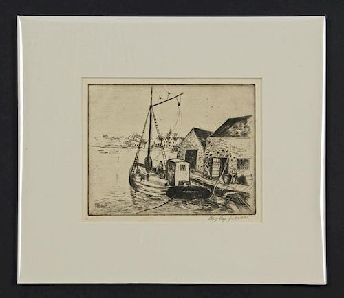 "Richard Hayley Lever (American, 1876-1958) ""Doris"""