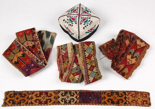5 Uzbek/Central Asian Items