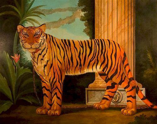 William Skilling, (American, b. 1940), Tiger