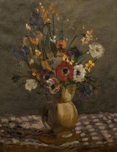 Artist Unknown, (20th century), Floral Still Life