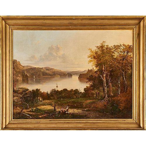 AMBROSE ANDREWS (American, 1805-1859)