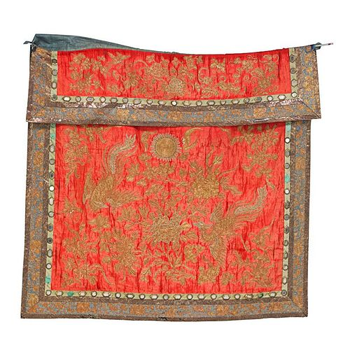 CHINESE SILK TAPESTRY GROUP
