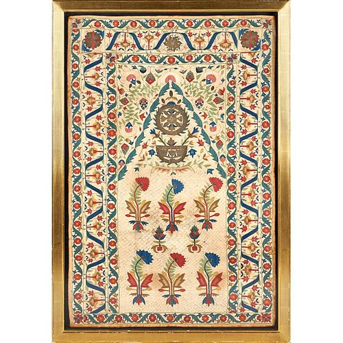 INDIAN PRAYER MAT