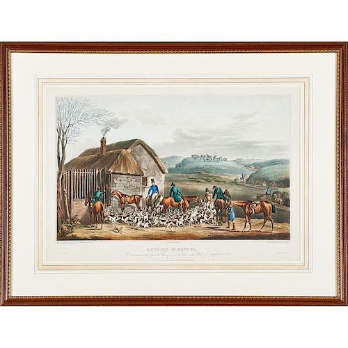 HENRY ALKEN (British, 1810-1894)