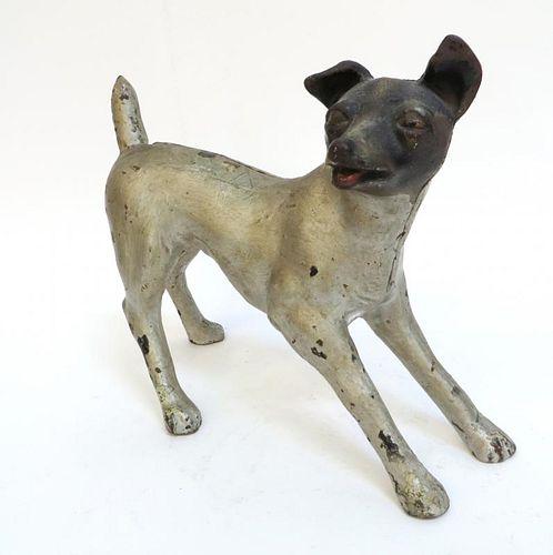 Cast Iron Dog