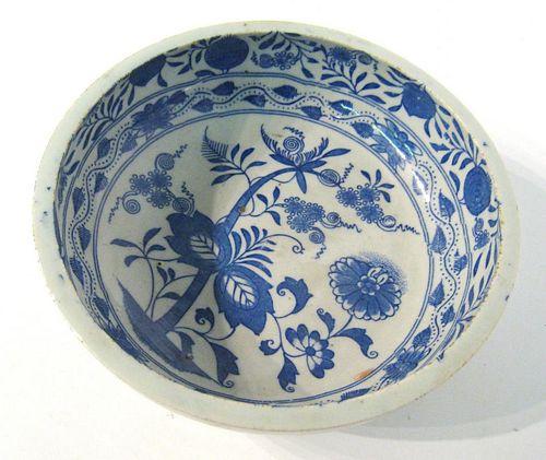 Chinese Blue & White Bowl