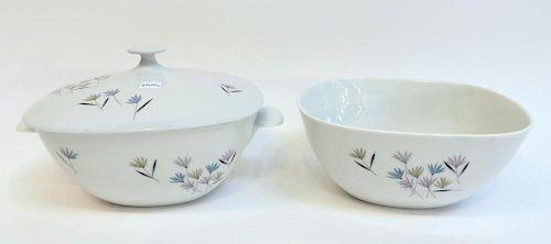 Two Rosenthal Porcelain Bowls