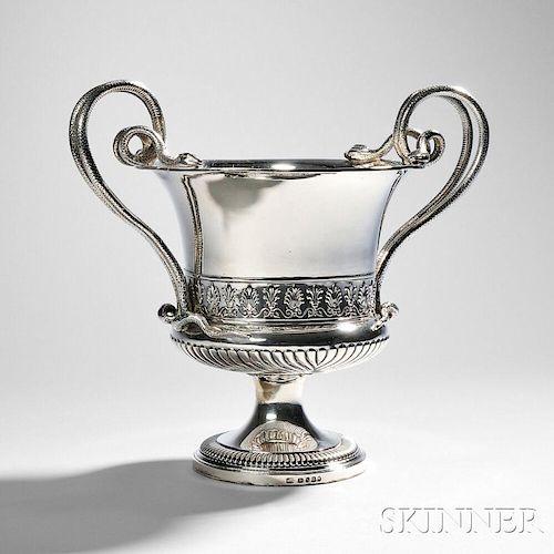 George III Sterling Silver Wine Cooler