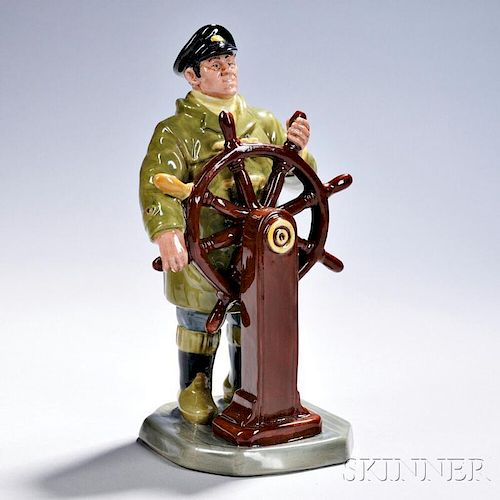 Royal Doulton Figure of a Helmsman